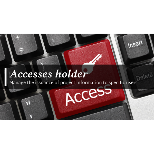 Accesses holder Odoo 10