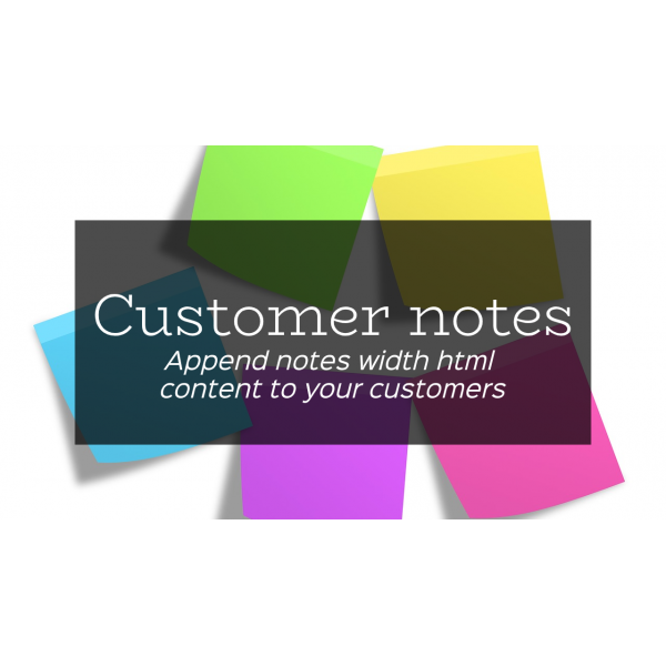 Customer notes Odoo 10